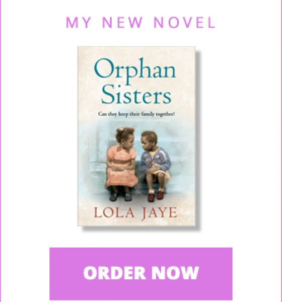 Orphan Sisters is out TODAY! I'm serious. IT IS!!